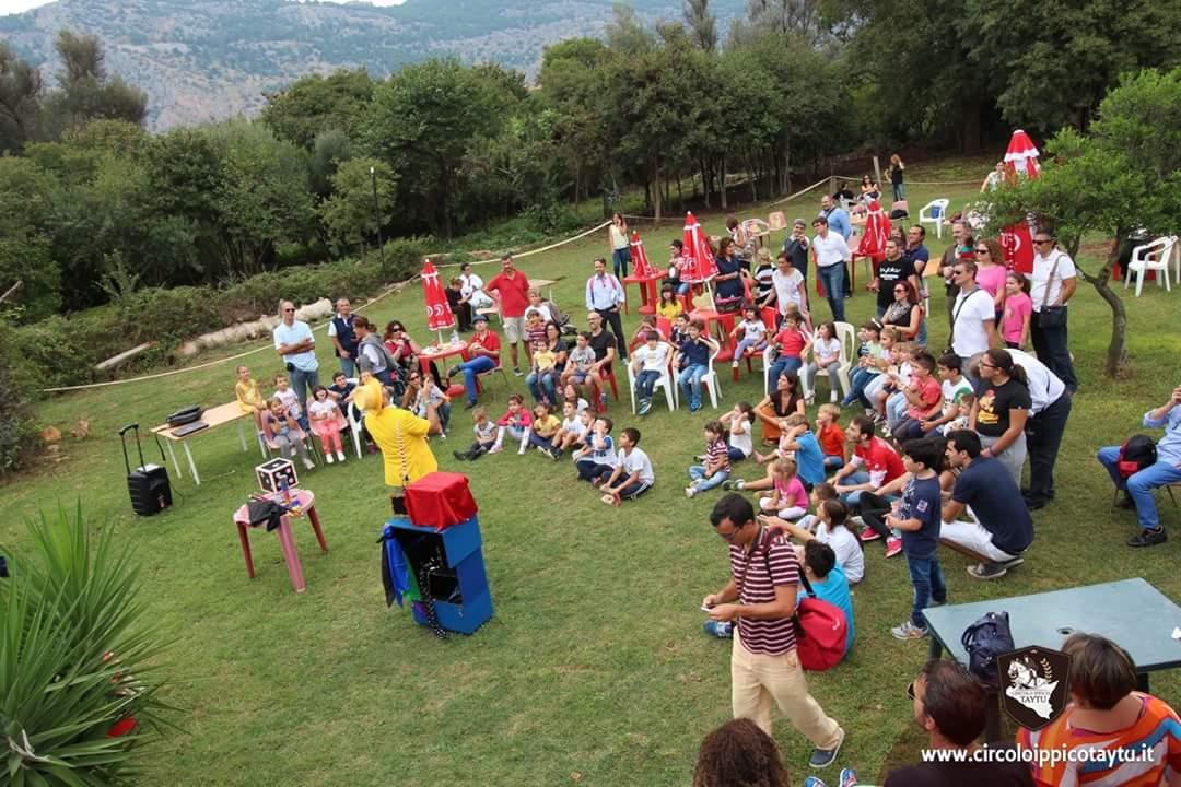 Feste di compleanno a tema equestre a Palermo